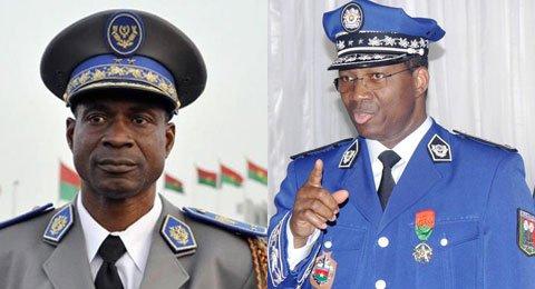 Burkina Faso : Les Généraux Diendéré et Bassolé condamnés à 20 ans et 10 ans ferme