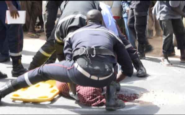 Accident à Thiadiaye : cinq morts et 30 blessés