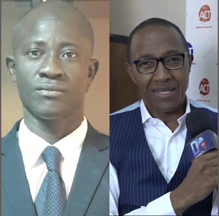 Abdou Mbaye, diffuseur de fausses nouvelles, avait annoncé des morts qu'il a ensuite ressuscités avec de plates excuses. (Cheikh Ndiaye responsable APR/Grand Yoff)