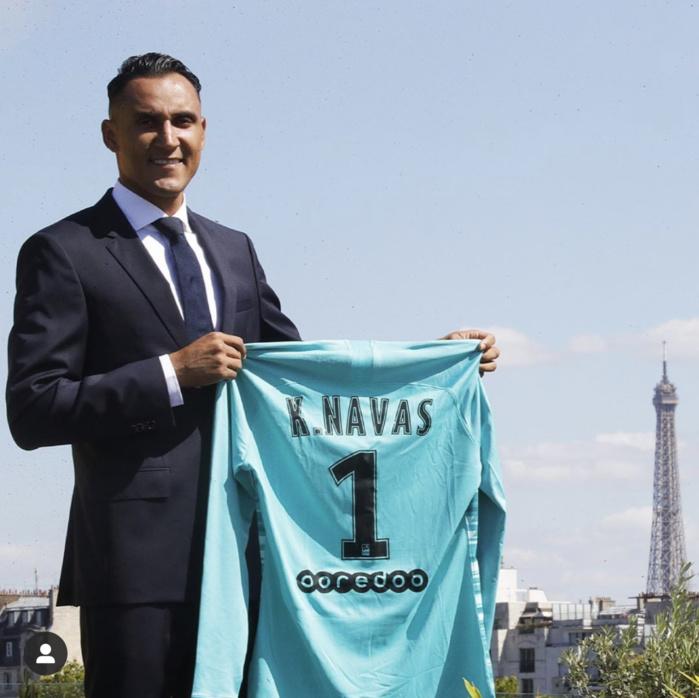 Transferts : Keylor Navas débarque au PSG, Areola fait le chemin inverse et s'engage avec le Real Madrid