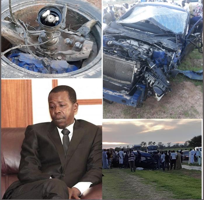 CHEIKH AMAR VICTIME D'UN ACCIDENT/ L'homme d'affaires évacué à l'hôpital Matlaboul Fawzeïni serait blessé ainsi que les trois occupants du véhicule