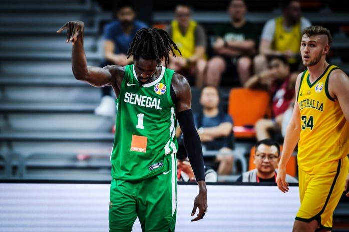 Mondial Basket / Groupe H : Le Sénégal perd contre l'Australie 81-68, malgré un match héroïque