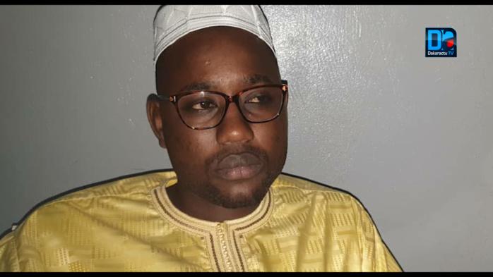 ABDOU LAHAD MBACKÉ NDOULO : ' Je réclame des sanctions à l'encontre de certains leaders politiques de l'Apr '