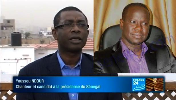 Exclusif! Alioune Ndiaye nommé directeur de campagne de Youssou Ndour
