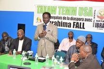 Ibrahima Fall a déposé sa caution dans la plus grande discrétion
