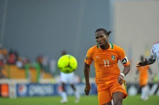 CAN 2012 : La Côte d'Ivoire bat le Soudan (1:0 )
