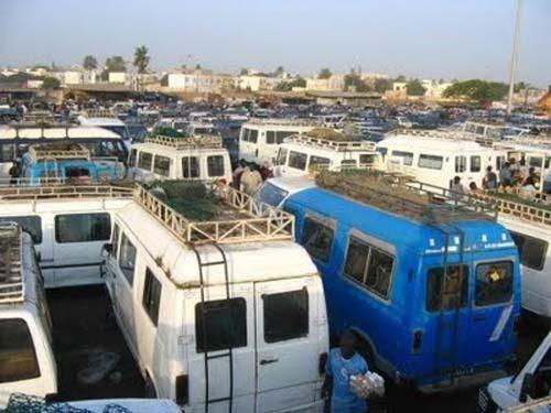 Sénégal : Grève des chauffeurs de transport en commun à partir de Mercredi