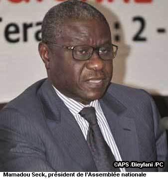 Recevabilité des candidatures: Mamadou Seck appelle les politiques à respecter les juges constitutionnels