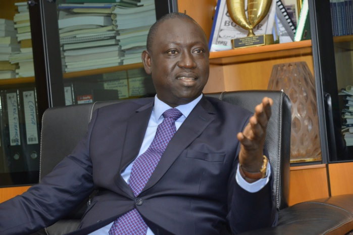 Accusé de népotisme et de mauvaise gestion par les travailleurs : Sale temps pour le DG de l'Ipres Mamadou Sy Mbengue.