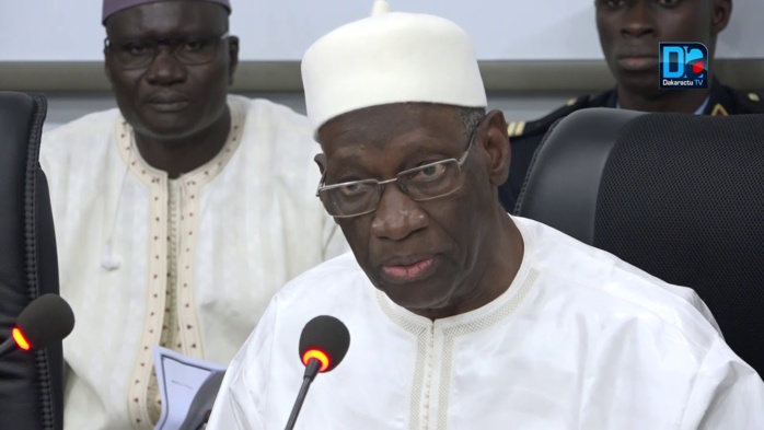 Dialogue national : le Général Niang réfute une animosité entre lui et Famara Sagna