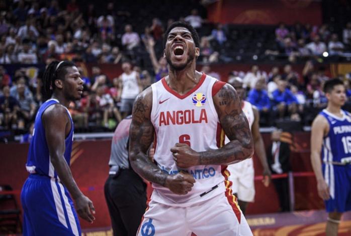 Mondial Basket / Groupe D : Troisième victoire Africaine, avec l'Angola qui domine les Philippines 84-81