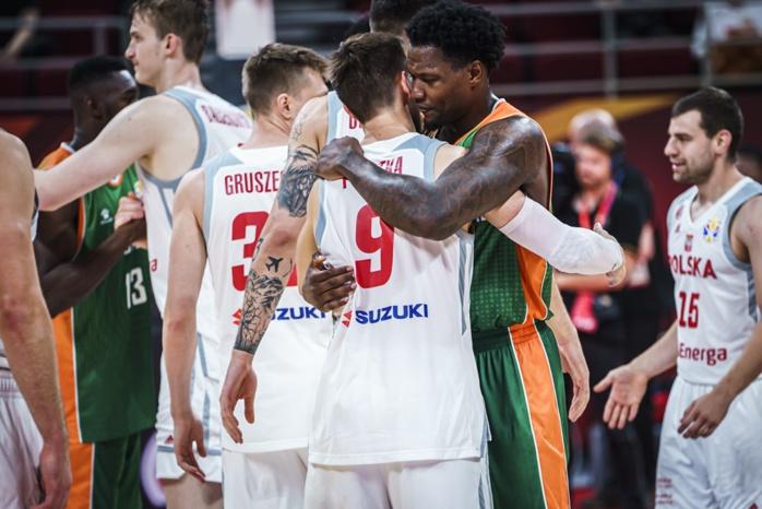 Mondial Basket / Groupe A : Troisième défaite de rang pour la Côte d'Ivoire qui sort par la petite porte (CIV 63-80 Pologne)