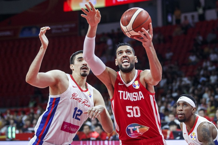 Mondial Basket / Groupe C : La Tunisie rate la qualification sur le fil (Tunisie 64-67 Porto Rico)