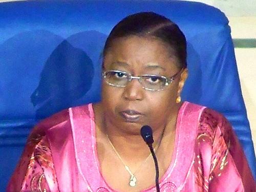 Awa Marie Coll Seck, ancienne ministre de la Santé: «Une menace plus vicieuse nous guette avec la candidature illégale pour un 3e mandat de Me Wade»
