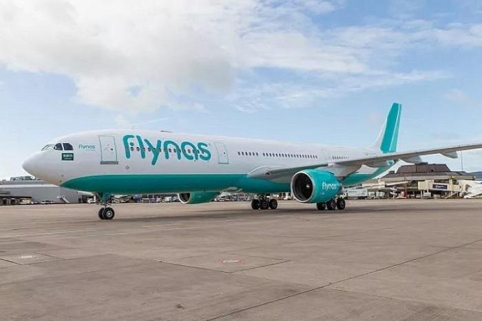 (Exclusif) Défaut de paiement de RDIA et de taxes aeroportuaires de plus d'un milliard : un avion de Flynas bloqué à l'AIBD