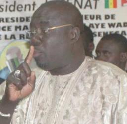 """Khadim Samb: """"Je ne suis pas agent de la Rts, mais un agent de Babacar Diagne""""."""