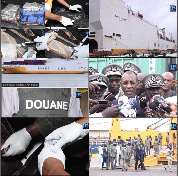 Multiplication des saisies de drogue en provenance d'Amérique du Sud : La Douane sénégalaise a-t-elle donné le déclic ?