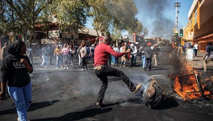 VIOLENCE CONTRE LES AFRICAINS EN AFRIQUE DU SUD : HONTE A NOUS !
