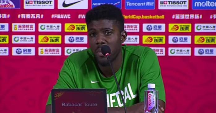 Babacar Touré (Pivot) sur SÉNÉGAL-CANADA : « On n'avait pas les jambes pour tenir le rythme… »