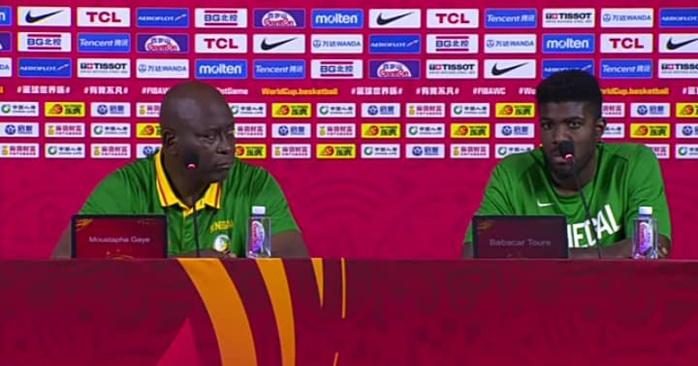 Moustapha Gaye, coach des « Lions », sur Sénégal - Canada : « Nous n'avons pas eu assez de volume de jeu… les joueurs ont fait ce qu'ils pouvaient »
