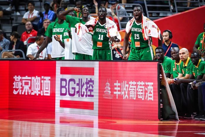 Mondial basket / Matches de classement : Le Sénégal reversé dans le groupe « P » en compagnie du Canada, de l'Allemagne et de la Jordanie.