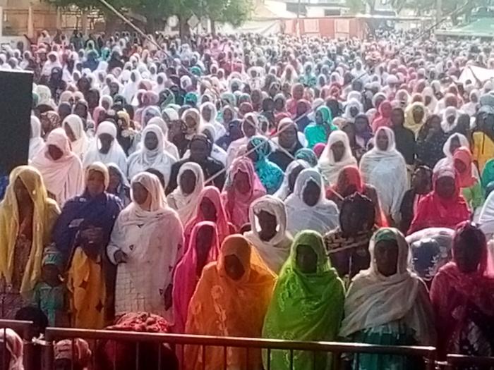Saint-Louis : Fin de la cérémonie officielle du Magal des 2 Rakaa et début de la prière