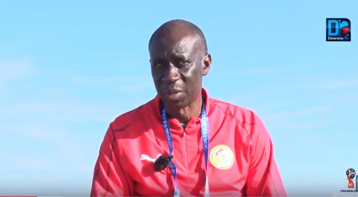 Staff technique des « Lions » : Mayacine Mar veut un second assistant pour épauler Aliou Cissé