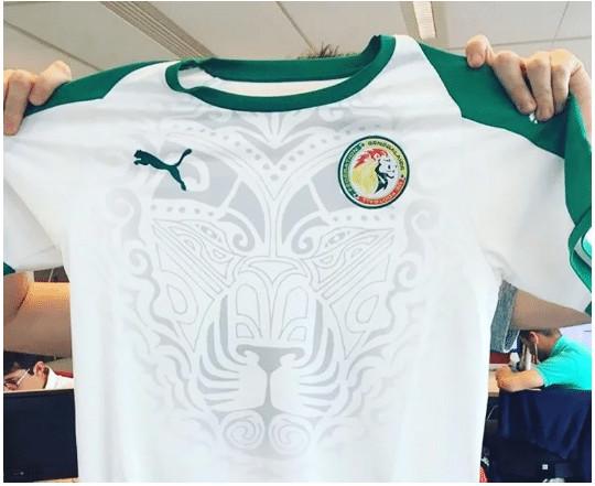 Equipe nationale Football : La vente des maillots a rapporté près de 27 millions Fcfa à la FSF