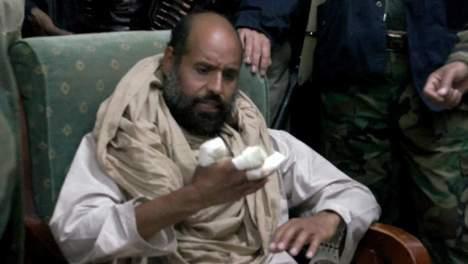 La CPI dément la tenue du procès de Seif al-Islam en Libye