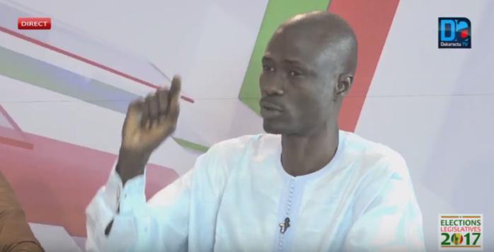 Politique : Ndiaga Sylla désigne le chef de l'opposition