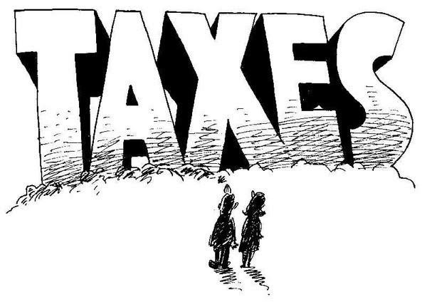 La taxe fantôme.