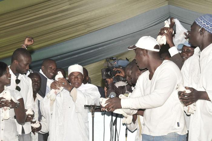 «La République s'est donnée les moyens de se défendre et elle les utilisera sans état d'âme» (Abdoulaye Wade)