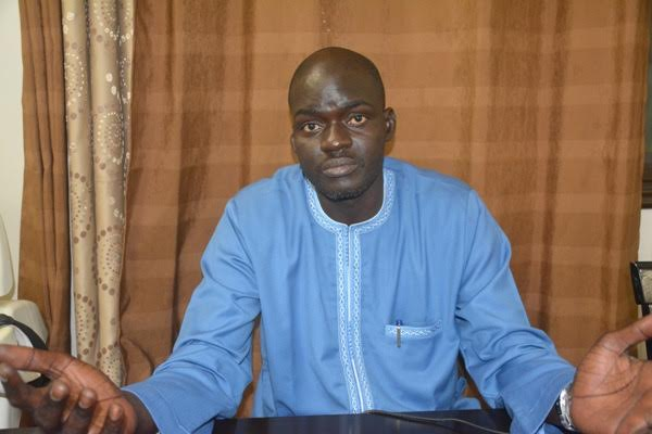 (Photo polémique Oumar Sarr/ Mansour Faye) Alinard Ndiaye parle de 'pure' coïncidence