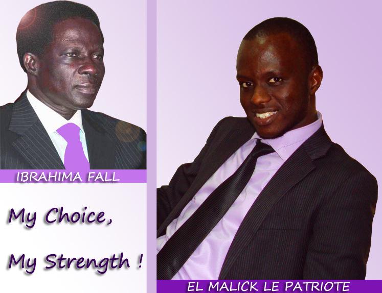 """Réponse d'une jeune Sénégalaise vivant en France a qui j'ai posé la fameuse question """"Pourquoi tu as porté ton choix sur Ibrahima Fall?"""""""