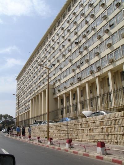 Building administratif, les immeubles du Trésor public et du ministère des Finances: ces patrimoines de l'Etat hypothéqués à 100 milliards.