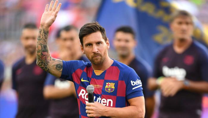 Barça : Messi, l'idée d'un contrat à vie