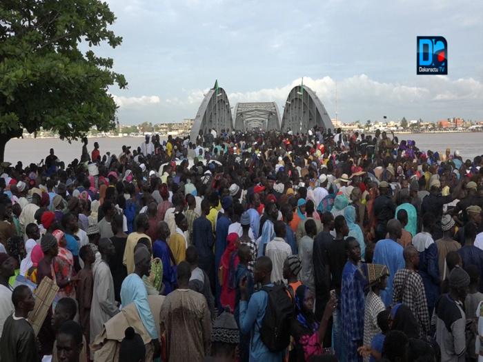 Saint-Louis / Dragage de la brèche : Guet Ndar vers une grande manifestation populaire dans les jours à venir