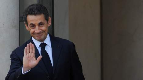 """Sarkozy: """"En cas d'échec, j'arrête la politique"""""""
