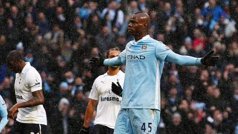 Manchester City devrait accepter la suspension de Balotelli