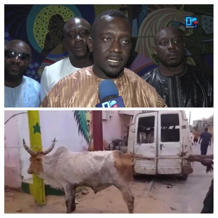 """Tamkharite aux HLM : Cheikh Mbaye """"encore"""" au chevet de la population"""