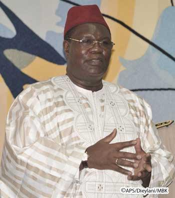 Liberté du travail : Ousmane Ngom prévient les piquets de grève