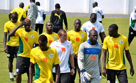 Guinée - Equatoriale - Sénégal, cet après-midi : Les «Lions», dos au mur