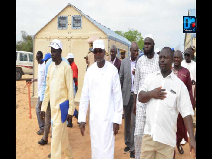 Saint-Louis/Relogement d'urgence des sinistrés : Le ministre Oumar Guèye face aux  nouvelles revendications des relogés de Diougob