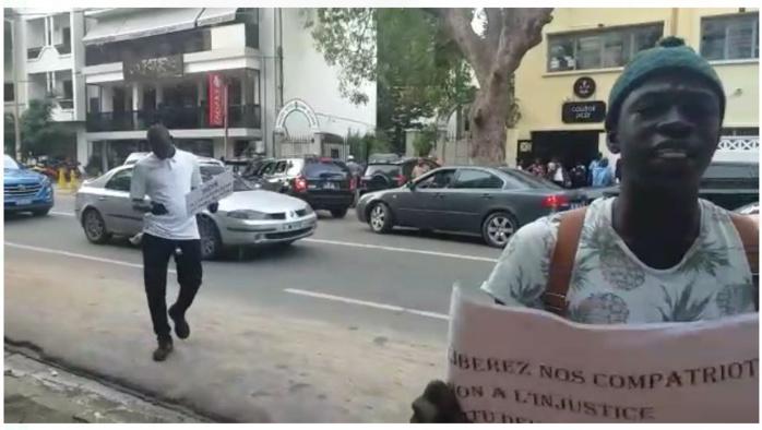 ISJA : Sept personnes arrêtées devant l'école