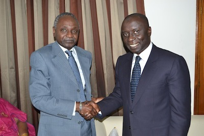 Omar Ngalla Ndoye et son parti le JDR (Justice et Démocratie Républicaine) s'engagent pour la victoire de Idrissa Seck