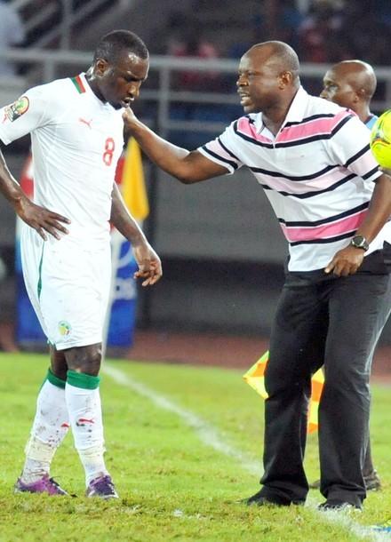 CAN 2012 - Amara Traoré : ''Je n'ai rien à reprocher à mes joueurs''
