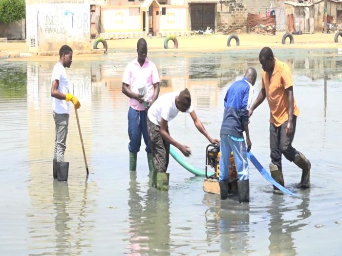 Kaolack : Serigne Mboup au secours des populations des Abattoirs-Djolofène