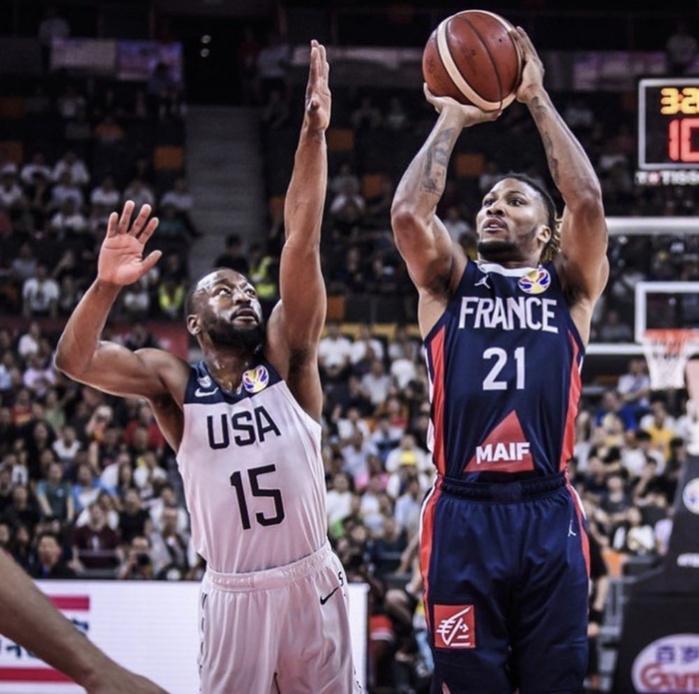 Mondial basket / Quart de finale : Le double champion en titre, les USA, s'inclinent face à la France (79 à 89)