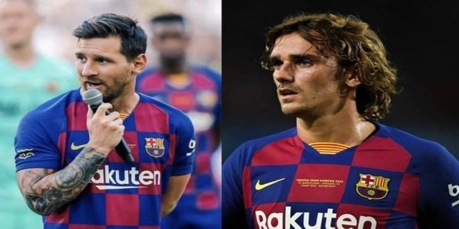 Barça : Messi et sa relation avec Griezmann