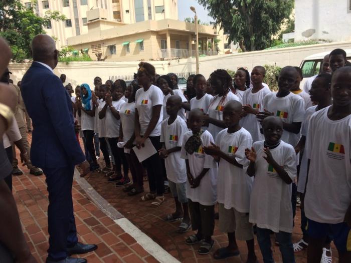 Réinsertion des mineurs : Me Malick Sall salue le modèle inédit sénégalais